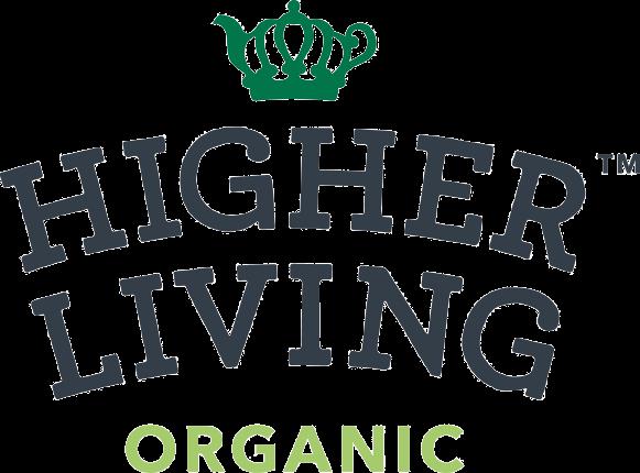 Higher Living logo