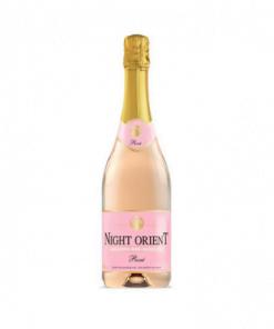 Night Orient putojantis Rose nealkoholinis vynas